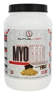 Purus Labs - MyoFeed Premium Blended Protein with PB2 Chocolate Peanut Butter - 2 lbs.