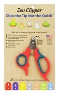 Zen Clipper - Nail Clipper Number 1 For Small Animals Coral