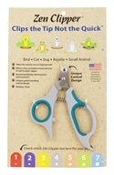 Zen Clipper - Nail Clipper Number 4 For Small Animals Gray