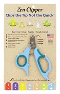 Zen Clipper - Nail Clipper Number 7 For Small Animals Blue
