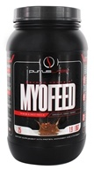 Purus Labs - MyoFeed Premium Blended Protein Chocolate Cookie Crunch - 1.9 lbs.