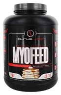 Purus Labs - MyoFeed Premium Blended Protein Maple Buttermilk Pancake - 4.2 lbs.