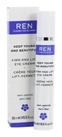 Ren - Keep Young an Beautiful Firm and Lift Eye Cream - 0.5 oz.