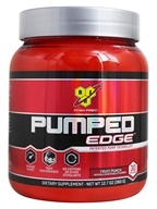 BSN - Pumped Edge Patented Pump Technology Fruit Punch - 12.7 oz.
