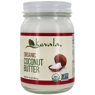 Kevala - Organic Coconut Butter - 16 oz.