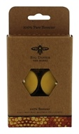 Big Dipper Wax Works - 100% Pure Beeswax Tea Lights - 6 Count