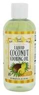 FunFresh Foods - Dowd and Rogers Liquid Coconut Cooking Oil Dairy Free Buttery - 12 oz.