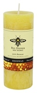 Big Dipper Wax Works - 100% Pure Beeswax Candle 2