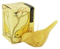 Big Dipper Wax Works - 100% Pure Beeswax Candle Pecking Bird