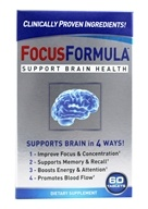 Windmill Health Products - FocusFormula Brain Health Support - 60 Tablets