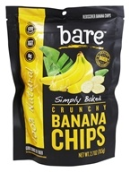Bare Fruit - Crunchy Banana Chips Simply Baked - 2.7 oz.