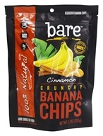 Bare Fruit - Crunchy Banana Chips Cinnamon - 2.7 oz.