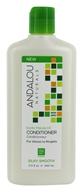 Andalou Naturals - Exotic Marula Oil Silky Smooth Conditioner - 11.5 oz.