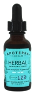 Apoterra Skincare - Herbal Balancing Serum with Immortelle & Green Tea - 1 oz.