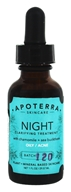 Apoterra Skincare - Night Clarifying Treatment Serum with Chamomile + Sea Buckthorn - 1 oz.