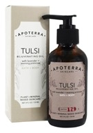 Apoterra Skincare - Rejuvenating Bath + Body Oil Tulsi - 4 oz.