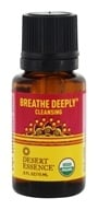 Desert Essence - Organic Breathe Deeply Essential Oil - 0.5 oz.
