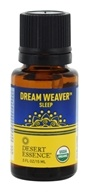 Desert Essence - Organic Dream Weaver Essential Oil - 0.5 oz.