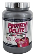 Scitec Nutrition - Protein Delite Strawberry White Chocolate with Strawberry Pieces - 2.2 lbs.