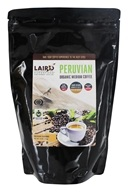 Laird Superfoods - Peruvian Organic Fair Trade Medium Coffee - 14 oz.