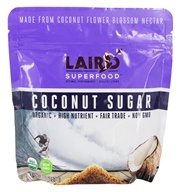 Laird Superfoods - Organic Coconut Sugar - 8 oz.