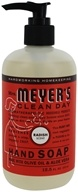 Mrs. Meyer's - Clean Day Liquid Hand Soap Radish Scent - 12.5 oz.
