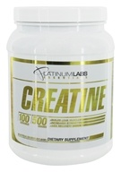 Platinum Labs - Essentials Creatine 100 Servings - 500 Grams