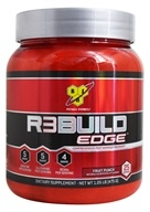 BSN - R3Build Edge Comprehensive Post Workout Recovery Fruit Punch - 1.05 lb.