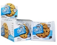 Lenny & Larry's - The Complete Cookie Single Serve Chocolate Chip - 12 Cookies