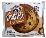 Lenny & Larry's - The Complete Cookie Double Chocolate Peanut Butter - 4 oz.