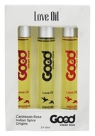 Good Clean Love - Love Oil RollerBall Gift Set - 3 Count