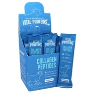 Vital Proteins - Collagen Peptides 100% Natural Anti-Aging Dietary Supplement Unflavored - 20 Packet(s)