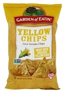 Garden of Eatin - Corn Tortilla Chips Yellow Chips - 16 oz.