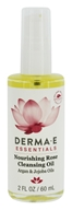 DERMA-E - Nourishing Rose Cleansing Oil - 2 oz.