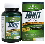 Peak Life - Joint Triple Action Joint Relief - 90 Tablets