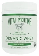 Organic Whey Unflavored - 18 oz.