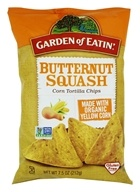 Garden of Eatin - Corn Tortilla Chips Butternut Squash - 7.5 oz.