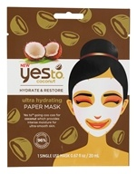 Yes To - Coconut Ultra Hydrating Paper Mask - 1 Count