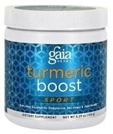 Gaia Herbs - TurmericBoost Sport Powder - 5.29 oz.