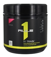 Rule One Proteins - R1 Train Intra-Workout Performance 30 Servings Fruit Punch - 480 Grams