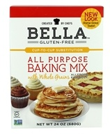 Bella Gluten Free - All Purpose Baking Mix with Whole Grains - 24 oz.