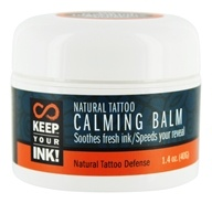 Keep Your Ink - Natural Tattoo Calming Balm - 1.4 oz.