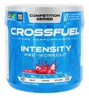 Crossfuel - Intensity Pre-Workout Competition Series Fruit Punch - 8.29 oz.
