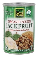 Native Forest - Organic Young Jackfruit - 14 oz.