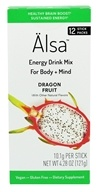 Alsa - Energy Drink Mix Dragonfruit - 12 Packet(s)