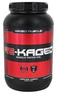 Kaged Muscle - Re-Kaged Anabolic Protein Fuel Orange Kream - 2.06 lbs.