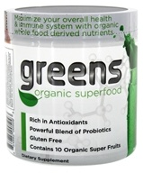 System LS - Greens Organic Superfood Berry - 210 Grams