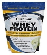 EuroPharma - Curamin Enhanced Whey Protein Silky Smooth Vanilla - 24 oz.