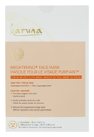 Brightening Face Sheet Mask - 1 Count by Karuna