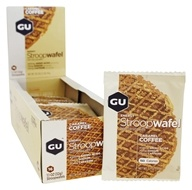 Energy Stroopwafel Box Caramel Coffee - 16 Waffles